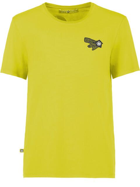 E9 Onemove T-Shirt Men lime